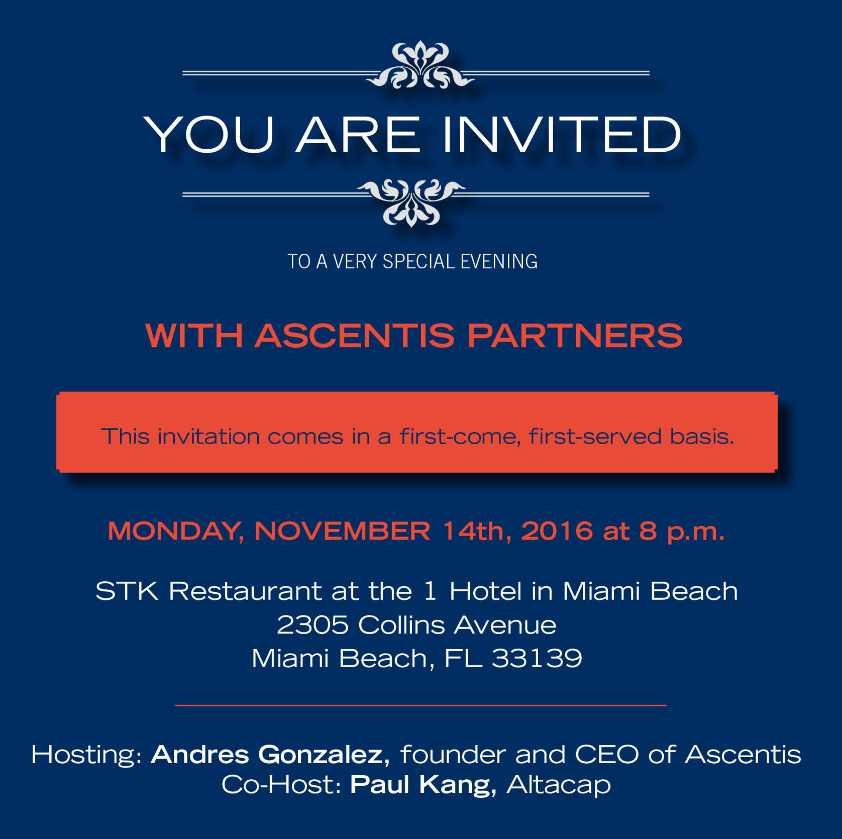 ASCENTIS REAL ESTATE PARTNERS & INVESTMENT GROUP