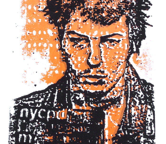 SID VICIOUS LIMITED EDITION SILKSCREEN PRINTS