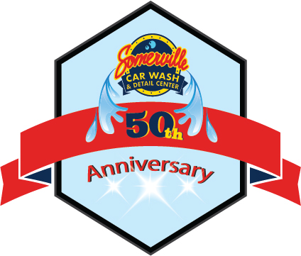 SOMERVILLE CAR WASH 50TH ANNIVERSARY
