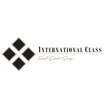 INTERNATIONAL CLASS REAL ESTATE GROUP LOGO