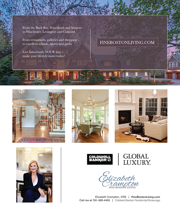 FINE BOSTON LIVING LUXURY REAL ESTATE